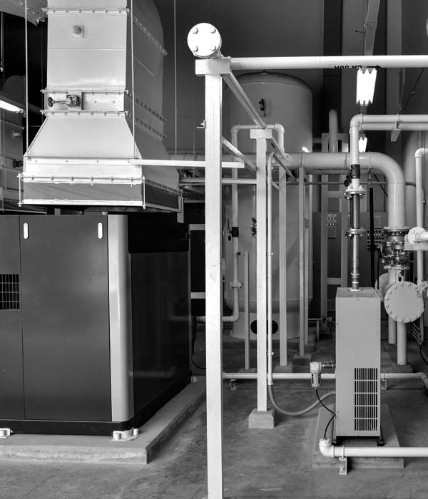 Comprima - Compressores isentos de óleo - Oil Free